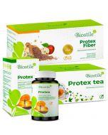 Biostile Protex Complet ' Capsule, Fibre & Tè