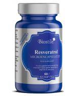 Biostile Resveratrol Microencapsulated