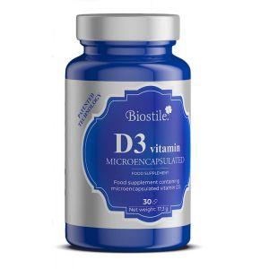Biostile Vitamin D3 microencapsulated