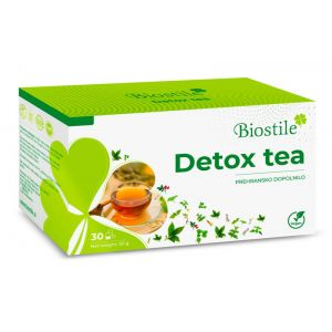 Biostile Detox Tea - čaj za detoksikaciju