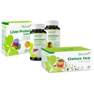 Biostile Liver protect & detox Tea