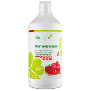 Biostile Pomegranate - Sok granatnega jabolka z vitamini