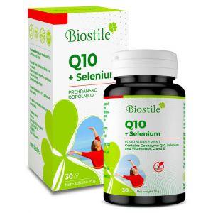 Biostile Q10 + Selenium