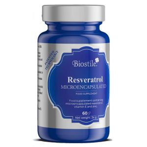 Biostile Resveratrol Microencapsulated