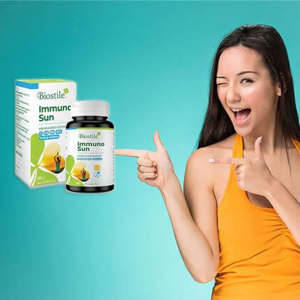 Immuno sun Vitamin D3