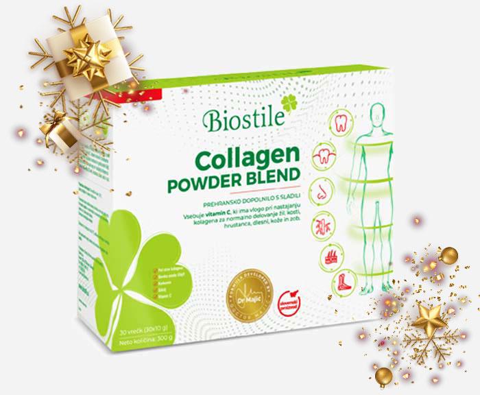 Biostile Kollagen - Angebote Collagen Powder Blend