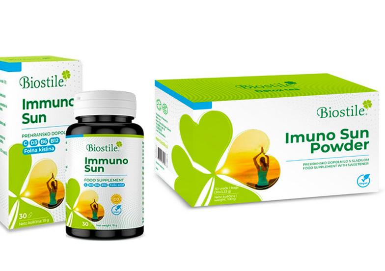 Immuno sun Komplet
